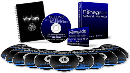 The Renegade Network Marketer